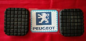 Peugeot 504 manual Brake or Clutch Pedal Rubber Pad new sold each
