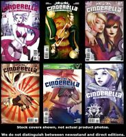 Cinderella: Fables Are Forever 1 2 3 4 5 6 Complete Set Run Lot 1-6 VF/NM