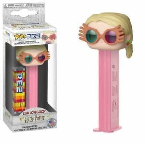 Funko Pop! Pez: Harry Potter - Luna Lovegood (Pez Stem Colors May Vary) -