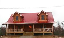 Rocky Fork II Log Cabin Home Kit