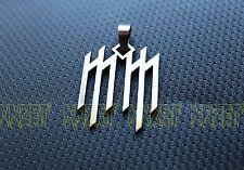 Marilyn Manson Mm simbol charm New Top