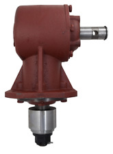 40 HP Rotary Cutter Gearbox 1-3/8 Smooth Input Shaft 1:1.47