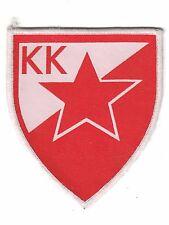 YUGOSLAVIA / SERBIA - BASKETBALL CLUB RED STAR BELGRADE PATCH