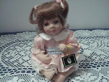 Geppeddo Doll Tara (Mini Ballerina) #06B307  Porcelain with hanging tag