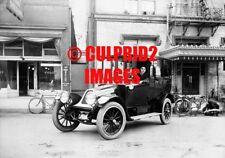 OREGON PHOTO 1915 Portland OR Luxary Car FRANKLIN AUTO