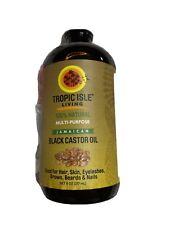 Tropic Isle Living 8oz Jamaican Black Castor Oil