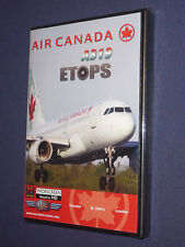 JUST PLANES COCKPIT VIDEO DVD       AIR CANADA    A 319  ETOPS        new sealed