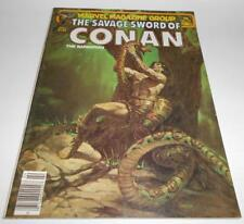 The Savage Sword of Conan The Barbarian #73 - Marvel Comics Magazine Feb 1982