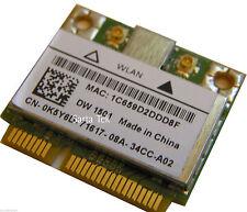 New OEM  K5Y6D Dell Wireless DW1501 b/g/n PCIe Half BCM94313HMG2L -in Stock 100