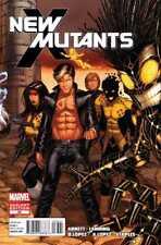 NEW MUTANTS #33 Variant Marvel 1st Print Near Mint to NM+