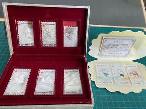 CHINA 2010-27 亞洲運動 SHELL BOX SET Opening Ceremory of 16th Asian Games stamp
