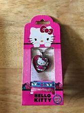 Hello Kitty Pendant And Bracelet Set -new
