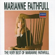 Marianne Faithfull Very Best Of CD NEW SEALED As Tears Go By/This Little Bird+