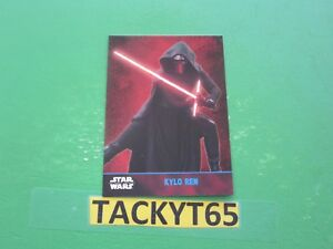 STAR WARS: THE FORCE AWAKENS  1 LIGHTSABER PARALLEL SINGLE CARD(s) NEW YOU CHOOS