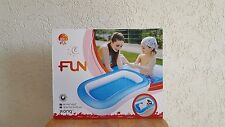Inflatable Outdoor Infant Baby Toddler Kid Kids Giant Swimming Pool Summer Fun