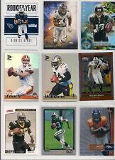 100 football cards lot stars,rookeys,inserts +++++++ look!!!!!!!!!!!!!!!!!!!!!!!
