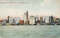 NEW YORK CITY – New York's Skyline Panorama Sky Line