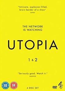 Utopia - Series 1-2 [DVD][Region 2]