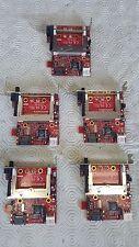 *LOT OF 5* Addonics A123CFAD-00F / ADSACF-7MC Internal Compact Flash Card Reader