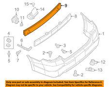 NISSAN OEM 13-16 Altima Rear Bumper-Impact Reinforcement Bar Rebar 850323TB1B