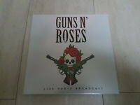 1 LP GUNS N ROSES LIVE 1988 BEST OF LIVE NEW YORK NEU OVP