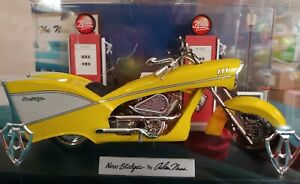 RARE Collector LIMITED EDITION ARLEN NESS STALGIA Motorcycle Model