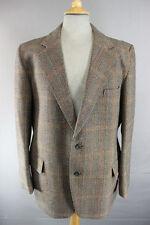 Tweed Blazer Vintage Coats & Jackets for Men