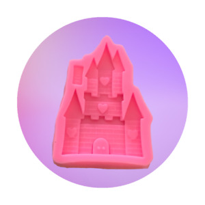 Food Grade Silicone Castle Mould - King of the Castle