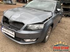 Breaking Skoda Octavia 1.6 TDI (12-19) Grey Hatchback For Parts Price For Fuse