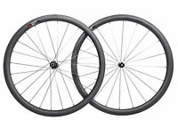 DT350s Sapim 38mm Carbon Wheelset Clincher Tubeless Road Bike 700C UD Matt Rim
