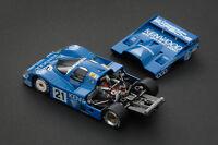PORSCHE 956 LH Langheck Le Mans 1983 Kenwood Sonauto Andretti Alliot 21 HPI 1:43