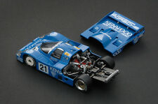 Porsche 956 LH Lang popa le mans 1983 Kenwood Sonauto andretti alliot 21 hpi 1:43