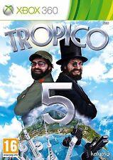 Tropico 5 (Xbox 360) NEW & Sealed
