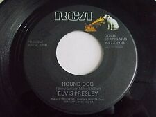 Elvis Presley Hound Dog / Don't Be Cruel 45 RCA Gold Standard Vinyl Record