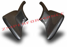 NEW HONDA TRX 450R 450ER 06-14 DESERT SAND PLASTIC STOCK RADIATOR AIR SCOOPS