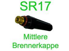 5 Stück WIG TIG Brennerkappe Schweißbrenner SR9 SR20 kurz 41V33 7010240
