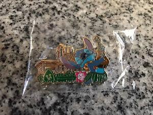 Disney Pin with STITCH celebrating AULANI