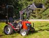Allrad Traktor TYM 23 mit Stoll Frontlader, Kleintraktor, TOP Qualität Südkorea