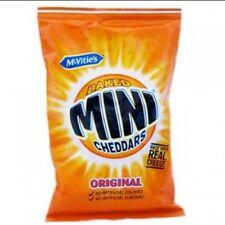 30 X 50g Origanal Mini Cheddars