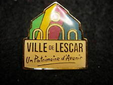 Ville de Lescar Hat Lapel Pin HP1486