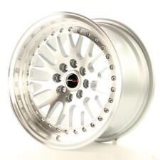 Cerchi Jantes Wheels Felgen Japan Racing JR10 9x17 ET20 4x100 114,3 machined sil