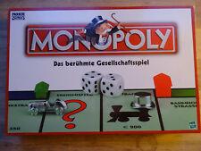 Monopoly, EURO, Parker, HASBRO, GIOCO, Argento personaggi, gioco finanziari, GIOCO COMPLETO