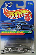 Hot Wheels 1:64 Scale 1997 Dash 4 Cash Series JAGUAR XJ220 (3 SPOKES)