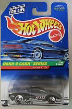 Hot Wheels 1:64 Scale 1997 Dash 4 Cash Series JAGUAR XJ220 (3 SPOKES)