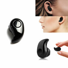 Small Bluetooth Headset Earbuds Headphone for Samsung Galaxy Core Prime S7 LG