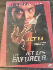 Jet Li's The Enforcer DVD