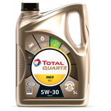 TOTAL QUARTZ  INEO ECS 5W30 5L -Lubricante motor ACEA C2,100% ORIGINAL TOTAL