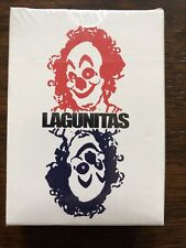 "New! Lagunitas Ipa Playing Cards ""Beer Speaks. People Mumble. Obey the Buds."""