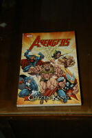 THE AVENGERS CITIZEN KANG TPB NEXT MARVEL VILLAIN FANTASTIC FOUR THOR
