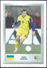 PANINI FIFA WORLD CUP-GERMANY 2006- MINI SERIES- #139-UKRAINE-OLEH HUSYEV